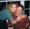 Kristin and David