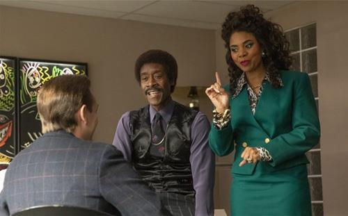 Showtime S Black Monday Puts Don Cheadle Back In Con Man Mode