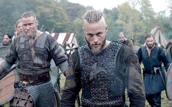 history channel fills sundays with vikings and the bible