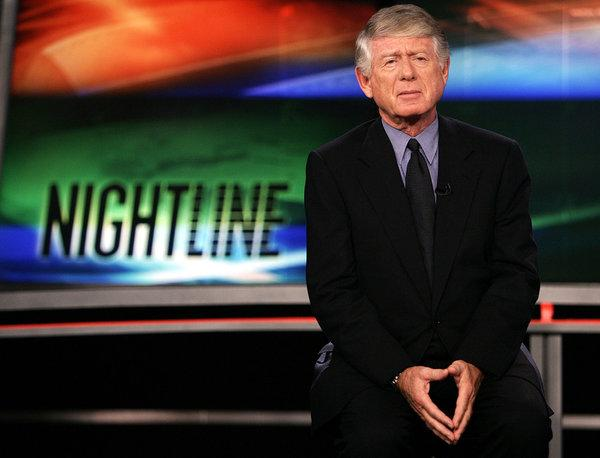 The Trailblazing Nightline Premiered On March 24 1980 As An Extension Of ABCs Late Night Iran Crisis America Held Hostage Programs