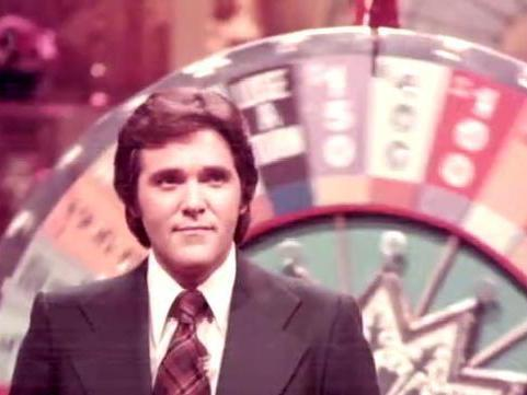 6628acfc7229 1981  Chuck Woolery s Last Appearance on  Wheel of Fortune