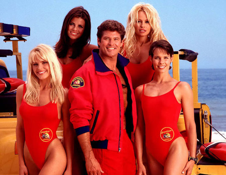 WEIRD & WILD: 'Baywatch' nights (and 'Beach' burlesque)