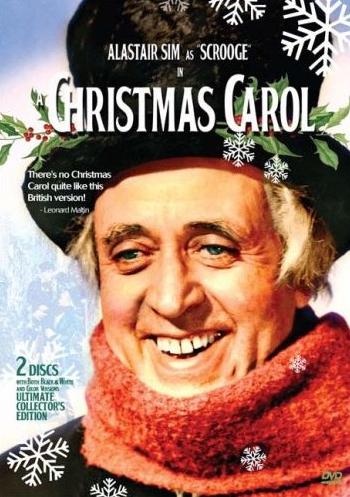 YULE TUBE Alastair Sim's A Christmas Carol found